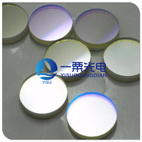 Wholesale Fluorescence BP420nm Optical Narrow Bandpass Filter FWHM 30nm