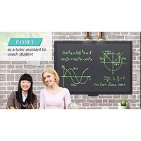 big size 57 inch electronic digital light tablet magnetic lcd writing blackboard classroom office