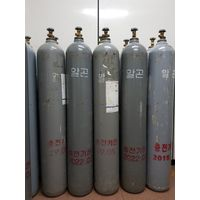 High Quality Gas Argon from F.R.D in South Korea