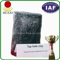 New- type Anhydrous Taphole Clay thumbnail image