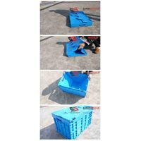 Plastic Folding Container Supplier