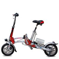 Hidden Battery 36v 250w Electric mini Folding Bicycle