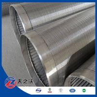 Deep water well screens tube (factory,ISO) thumbnail image