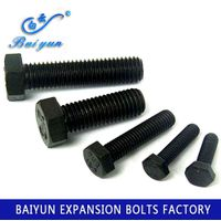 High tensile hex bolt Grade 8.8