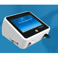 Medical POCT Fluorescence immunoassay analyzer laboratory quantitative analysis equipment
