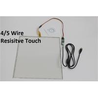 anti oil resistive touch screen anti water touch screen panel anti dust lcd monitor touch screen thumbnail image