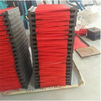 Larger Wings Edge Truck Forklift Attachment Broom thumbnail image
