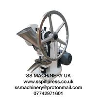 SS-1.5 CUSTOM automatic tablet press pill press