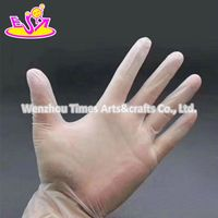 in stock fast Nitrile Gloves Printed Food Nitrile Gloves Powder Free Nitrile Disposable Gloves