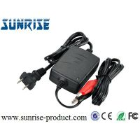 Smart 12V 0.8A Charger for Lead Acid Battery