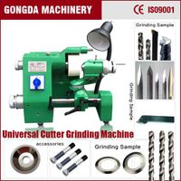 Engraving cutter grinder for round knife end mill GD-20A