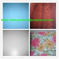 decorative plywood fancy plywood