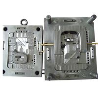 Injection mold, ODM/OEM molding parts, silicone rubber plastic mold maker