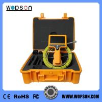 WOPSON handheld sewer pipe inspection camera With underwater camera thumbnail image