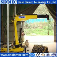 SM-T1000 Light Truck-mounted Crane