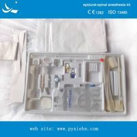 combined spinal and epidural anesthesia kit