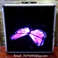 100cm Square Protective Cover (For LED 3D Advertising Display Fan Machine) thumbnail image