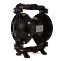 QBY3- 20 / 25 Cast Steel Air Operated Diaphragm Pump