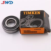 TIMKEN Deep Groove Ball Bearing 6204 2RSC3