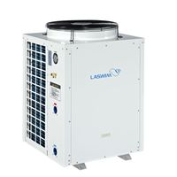 High efficient swimming pool heat pump
