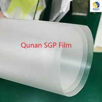 SGP laminated film manufacturer from China