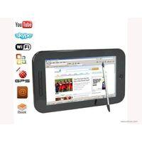 Samsung CPU 7 Inch GPS Tablet Laptop Windows CE thumbnail image