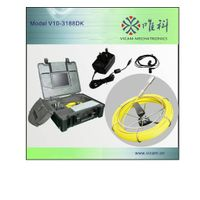 "10"" Screen Waterproof Pipe Inspection System"