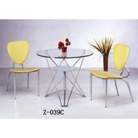 table Z-039, chair Y-022-2
