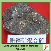 Lead zinc ore mohs hardness is 3-5.5, the density is 4.5- 5.0 g/cm3 thumbnail image