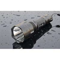 Best Sale High Power LED Flashlight C8 LED Torch