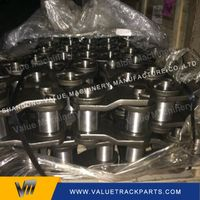 Track Chain Assembly for Hitachi SUMITOMO Links Type Cranes