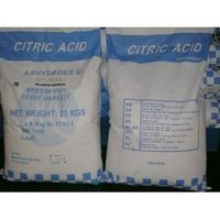 Refined Citric acid Anhydrous