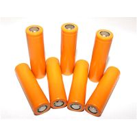 2600mAh Li-ion battery,18650 battery thumbnail image
