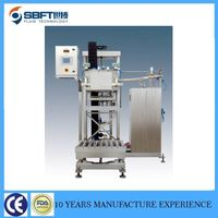 aseptic bag in box filling machine for fruit juice 1000liters thumbnail image
