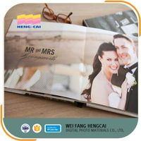 260g coated High Glossy Inkjet Photo Paper waterproof