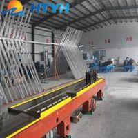 Aluminum spacer bar manufacturing machine