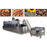 Sunflower Seeds Roasting Machine|Sunflower Seed Baking Machine For Sale