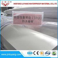 Thermoplastic Polyolefin (TPO) Waterproof Membrane