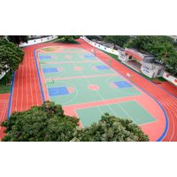 IAAF Polyurethane Binder Self leveling for running track