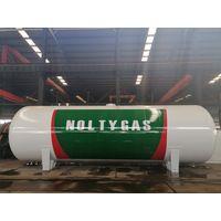 Soncap Certificated 1.77MPa 40000 kg 80CBM Q345R Material LPG PROPANE STORAGE TANKER for Nigeria thumbnail image