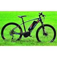 MTB 26'' Mid-drive electric bike