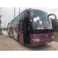 used HIGER bus made in china with 51 55 seats for sale