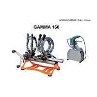 Butt fusion machine GAMMA 160