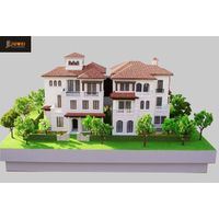 1:50 Scale Architectural Model of Villa thumbnail image
