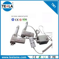 12V 24V 36V linear actuator linear motion linear electric actuator