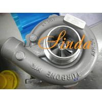 Komatsu PC300-6 6D125 6222-83-8171 6151-82-8500 turbocharger assy thumbnail image