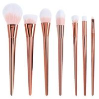 7pcs Professional Powder Cosmetic Makeup Brushes Set