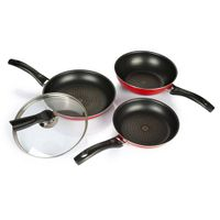 Diamond coating frying pan