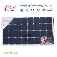 Monocrystalline Solar Panel Price 90W