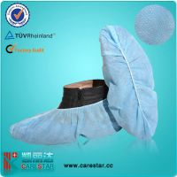 Disposable non woven shoe cover, overshoes